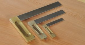 Brass Body Try Squares